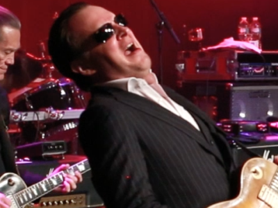 GE Smith and Joe Bonamassa